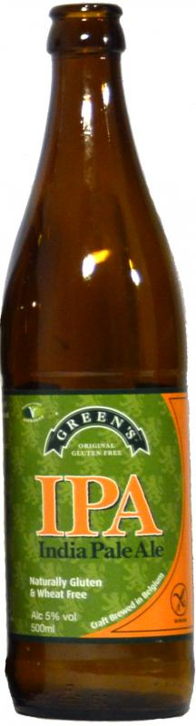Green's IPA 5% 50 cl