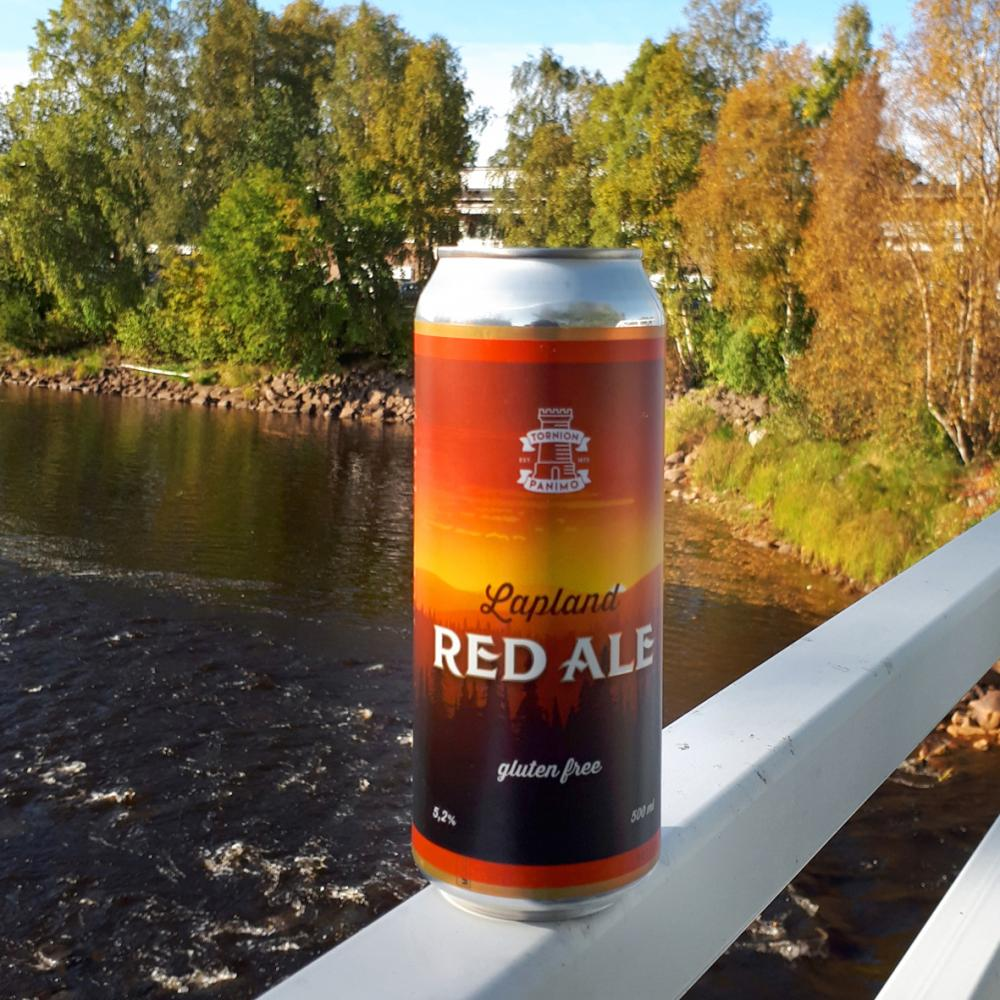 Tornion Panimo Red Ale 5.2% 500ml tölkki